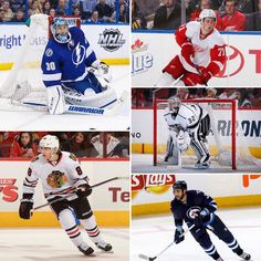 The 2016 #NHLAllStarGame is getting closer, and here at USA Hockey Magazine, we're excited to see all of the American All-Stars. With players like Ben Bishop, Dylan Larkin, Patrick Kane, Jonathan Quick, Dustin Byfuglien and more, we know the USA will be well represented. They're all so great, it's hard to choose a favorite!