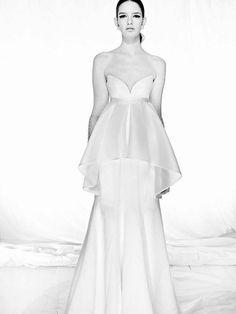 Yaniv Persy Bridal Collection #weddingdress #weddingideas #wedding #bridaldress #lace #ribbon #details #flowers #persy #yanivpersy #persybridal #persycouture