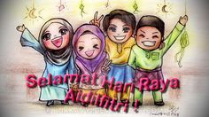 Selamat Hari Raya Aidilfitri by BukkaVYi on DeviantArt Eid Card Designs, Selamat Hari Raya, Chinese New Year Greeting, Funny Emoticons, Chinese Festival, Bookmark Template, Iphone Background Wallpaper, Happy Birthday Images, Eid Mubarak