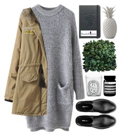 """""""#398 Egress (Beautifulhalo 5)"""" by mia5056 ❤ liked on Polyvore featuring Bloomingville, Diptyque, Aesop, Miu Miu and bhalo"""
