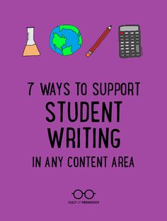 It& not all that complicated, and it doesn& have to be time-consuming, either. You don& need an English degree to get really good at helping students build writing proficiency in your content area. Writing Strategies, Writing Lessons, Writing Resources, Teaching Strategies, Writing Skills, Writing Activities, Teaching Tips, Communication Activities, Primary Resources