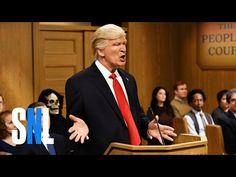 Trump People's Court (SNL)