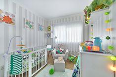 decoração Archives - Just Lia Die Dinos Baby, Baby Kids, Baby Boy, Baby Bedroom, Cribs, Toddler Bed, Kids Room, Sweet Home, Room Decor