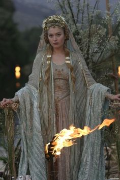 Tristan and Isolde - Sophia Myles