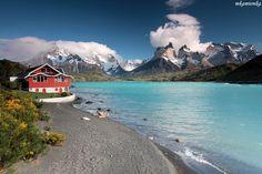 Hosteria Pehoe - Torres del Paine National Park, Magallanes y de la Antartica Chilena - Chile