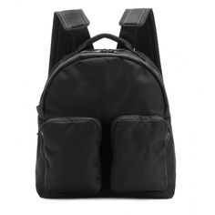 Yeezy Backpack (Season 1) ($480) ❤ liked on Polyvore featuring bags, backpacks, black, black rucksack, adidas originals, adidas originals backpack, rucksack bag and black backpack