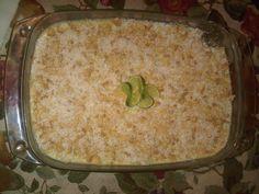 Lemon & Coconut mousse