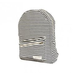 GIVES BACK: Stone + Cloth: The Lucas - Wide Stripe | Limited edition backpack. Your purchase helps put deserving students through school. Carry an Education.