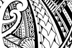 Samoan Tribal Tattoos | Samoan inspired tattoo, shoulder sleeve design