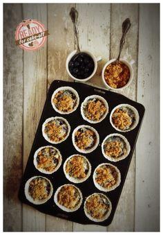Ready for cake-off: Blueberry Streusel Muffin - the original! #ichbacksmir #streuselkuchen #streusel