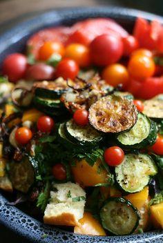 Grilled vegetables <3