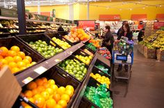 Known for its ability to track inventory through its RFID technology, Wal-Mart now has a new type of inventory to navigate: fresh fruits and vegetables in stores. Dealing with a short inventory shelf life presents some issues to the large retailer including having enough employees to keep the shelves stocked.