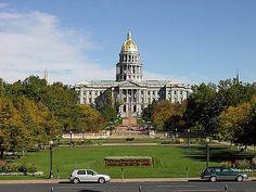 State Capitol Building, Denver CO
