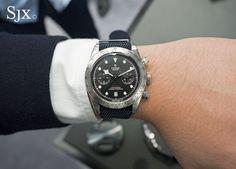 First Look: Hands-On with the Tudor Black Bay Chrono Ref. 79350 (with Pics, Specs & Price) | Watches By SJX