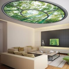 Kids Room Wallpaper, Photo Wallpaper, Wall Wallpaper, Living Room Partition Design, Room Partition Designs, Window Mural, Mural Wall Art, Simple False Ceiling Design, Small Backyard Pools