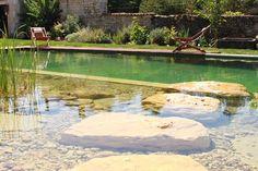 piscine naturelle dans les Deux-Sèvres