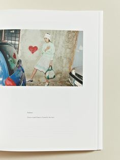 Pictures and Words. Juergen Teller.