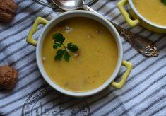 zupa krem z ziemniaków z boczkiem - DoradcaSmaku.pl Thai Red Curry, Ethnic Recipes, Food, Essen, Meals, Yemek, Eten