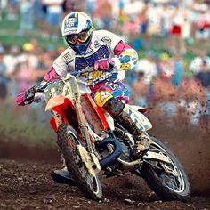 Jeff Stanton 1992 USGP by teyblyy, via Flickr