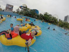 I-City Waterpark gopro
