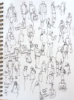 Whats missing is the people! - Urban Sketchers
