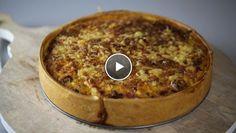 Quiche met spek en prei | Rudolph's Bakery