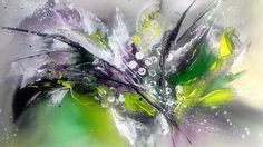 Spring Bouquet - Einfach Malen - Easy Painting - Abstract