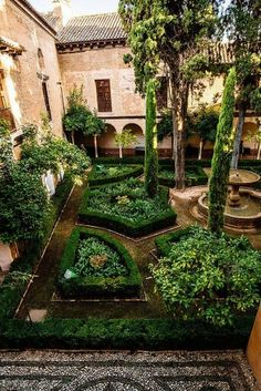 Beautiful Islamic Garden