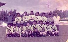 https://flic.kr/p/njH7Sx   1969-70 Juvenil A   Luci, Rico, Pedrito, Lencero, A. Moralo, Morgado, Julio y Paco Robles. Agachados: Merino, Javier, Tené, Bolaños, Godoy, Agustín, L. Caminero y Cabo.