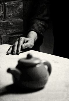 Perhaps some tea...