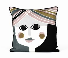 Give your couch a face lift with one of our stylish cushions. This cushions is made of high quality silk and is filled with down.