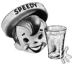 Speedy! I remember him from all the alka seltzer ads. :)