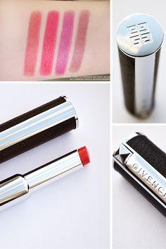 The Givenchy Le Rouge-A-Porter Lipstick: http://escentu.al/1Hote1Z