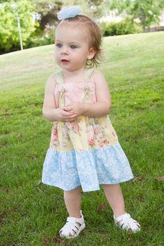 Leilani Dress 12 months- Size 8