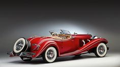Mercedes-Benz Roadster In 1933 the first of a new generation of Mercedes-Benz cars were issued from the Untertürkheim factory, incorporating a. Mercedes Auto, Mercedes Benz 500, Mercedes Benz Cars, Vintage Cars For Sale, Mercedez Benz, Classy Cars, Classic Mercedes, Classic Motors, Amazing Cars