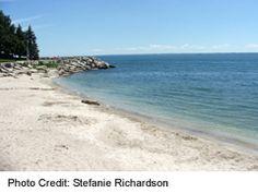 FoundLocally Oakville-Burlington Beaches information for Oakville, Burlington, Milton and the Halton Region. Sydney Beaches, Concrete Walkway, Hamilton Ontario, Prospect Park, Conservation, Photo Credit, Places To Visit, Outdoor, Outdoors