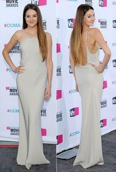 The 2012 Critics' Choice Awards – The Outfits Critic Choice Awards, Critics Choice, Shailene Woodley, Skinny Inspiration, Style Inspiration, Star Fashion, Fashion Beauty, Womens Fashion, Beautiful Gowns