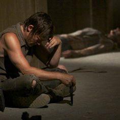 Aww.. it's ok Daryl.../Norman Reedus/ Daryl Dixon/ The Walking Dead