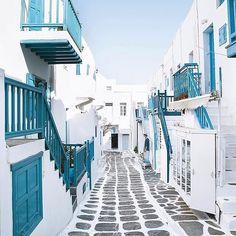 Mykonos, Kikladhes - Greece