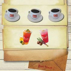 """Good morning all, their latest outlet at Rochor mrt is having its """"Opening Promotion"""" as below. Hurry, come over for a Hot Cup of #Coffee/Teh at only #$1 only! Have Fun! Check in store for more details. Terms & Condition Apply. https://www.alady.sg/brand/fun-toast?p=10086 #OpeningPromotion #aladysg"""