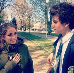 Son bellisimos #SoyLuna #Gastina #Gaston #Nina