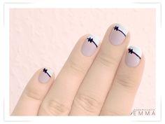 Le blog de Mademoiselle Emma: Un nail art un peu neuneu