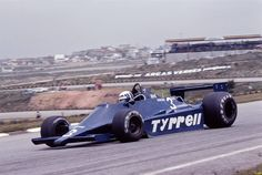1979 Tyrrel-Ford 009 (Didier Pironi)