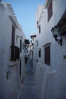 Dos en la Rojilla: turismo en furgo: abril 2012 Menorca, Santa Monica, Tourism