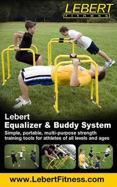Lebert Fitness Youth Conditioning