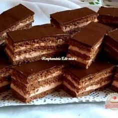 Érdekel a receptje? Kattints a képre! Cake Cookies, Nutella, Side Dishes, Food And Drink, Dessert Recipes, Cooking Recipes, Sweets, Candy, Snacks