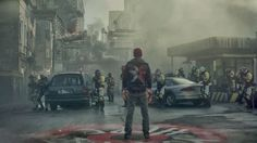 The live action Infamous: Second Son trailer -Will