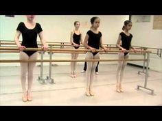 Slavin Nadal School of Ballet: Austin, TX, Beginning Pointe Class