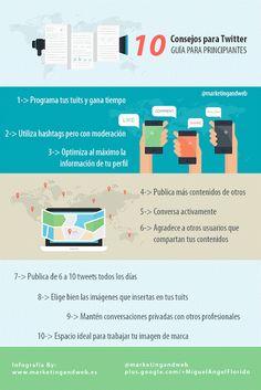 """""""Peleando con las TIC"""": 10 Consejos para usar Twitter"""
