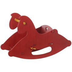 Moover Moover Rocking Horse Red
